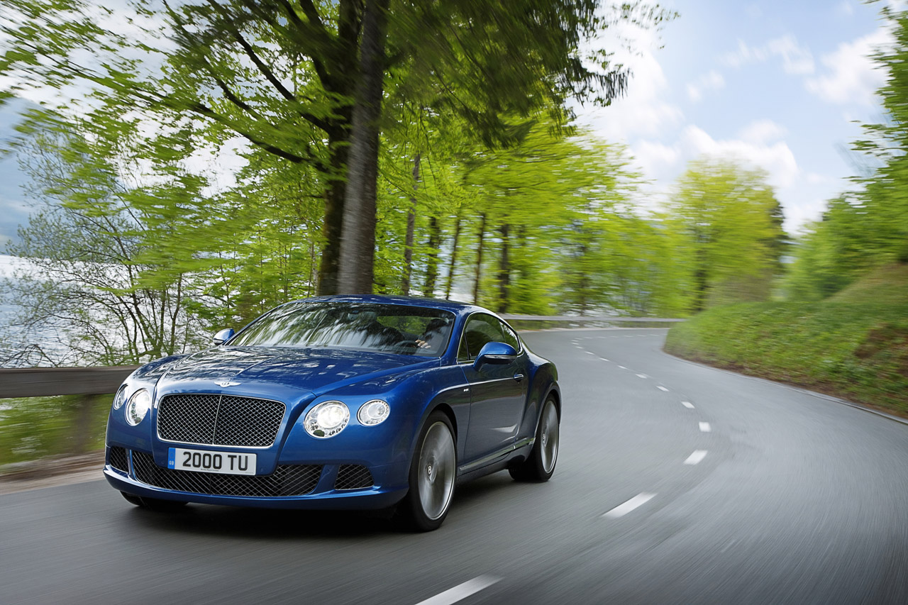 Bentley speed photo - 4