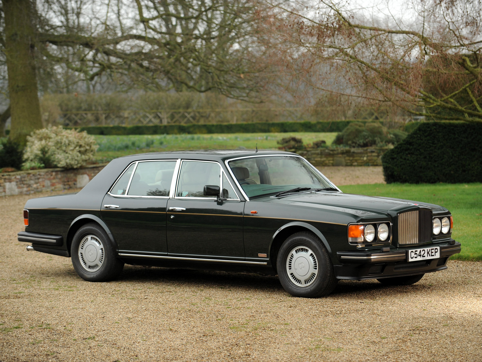 Bentley turbo photo - 1