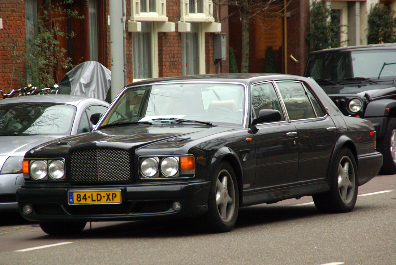 Bentley turbo photo - 2