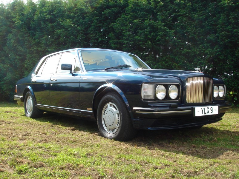 Bentley turbo photo - 3