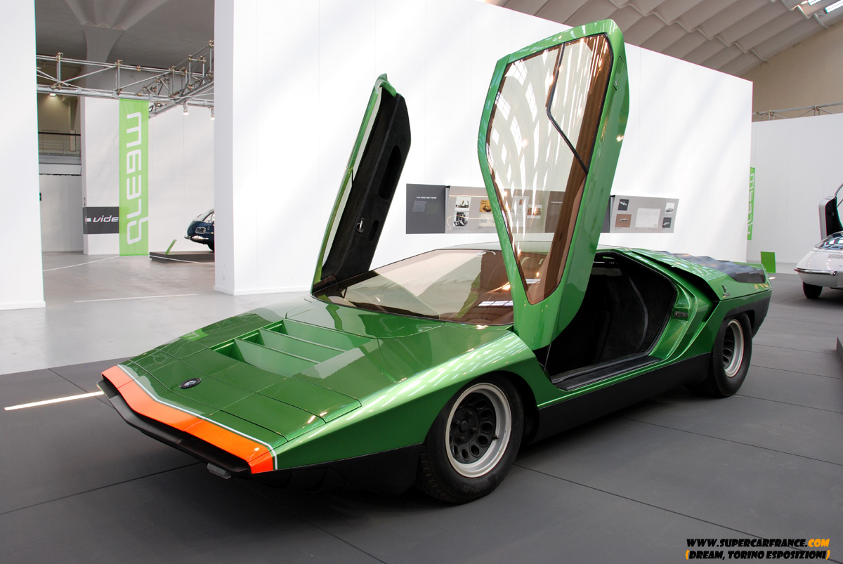 Bertone carabo photo - 1