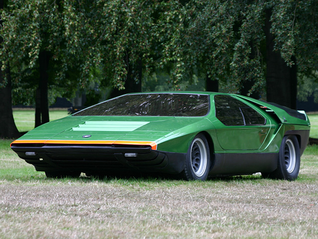 Bertone carabo photo - 3