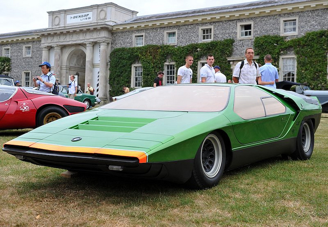Bertone carabo photo - 4