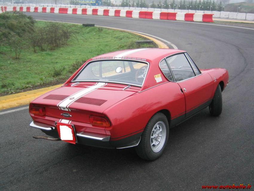 Bertone racer photo - 3