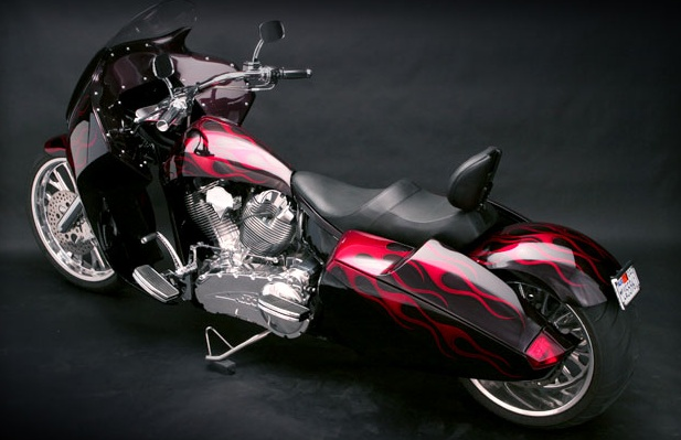 Big bear choppers gtx photo - 2