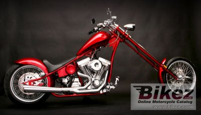 Big bear choppers merc photo - 1