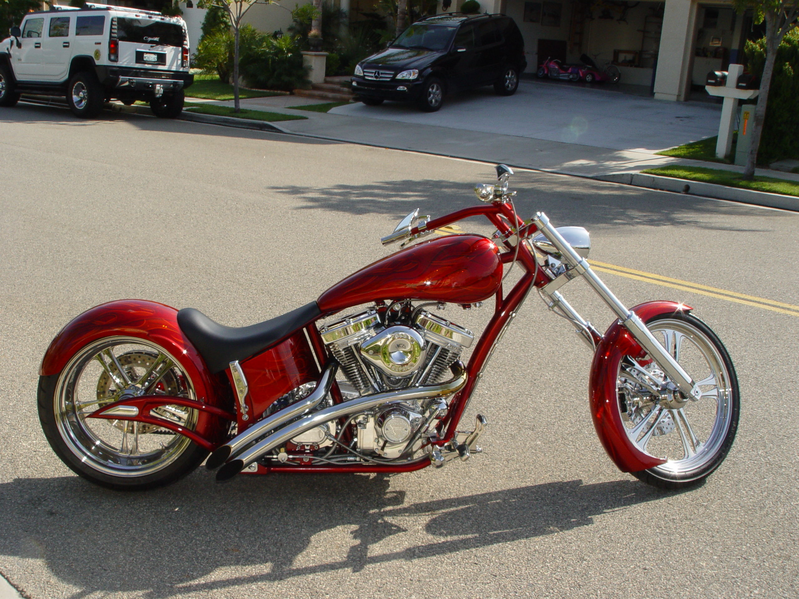 Big bear choppers merc photo - 4