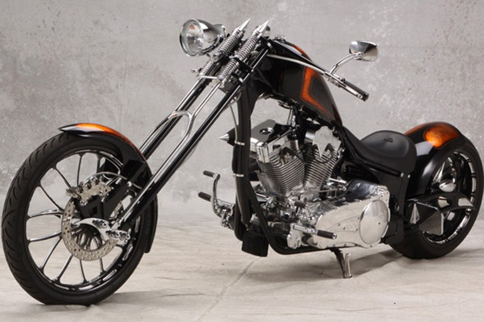 Big bear choppers rage photo - 2