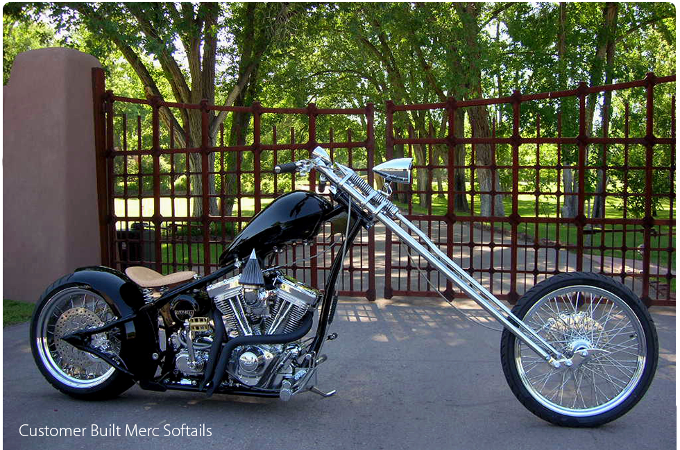 Big bear choppers rage photo - 3