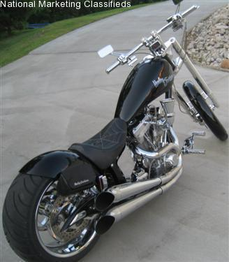 Big bear choppers venom photo - 1