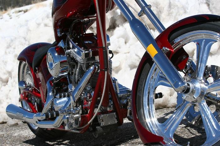 Big bear choppers venom photo - 3