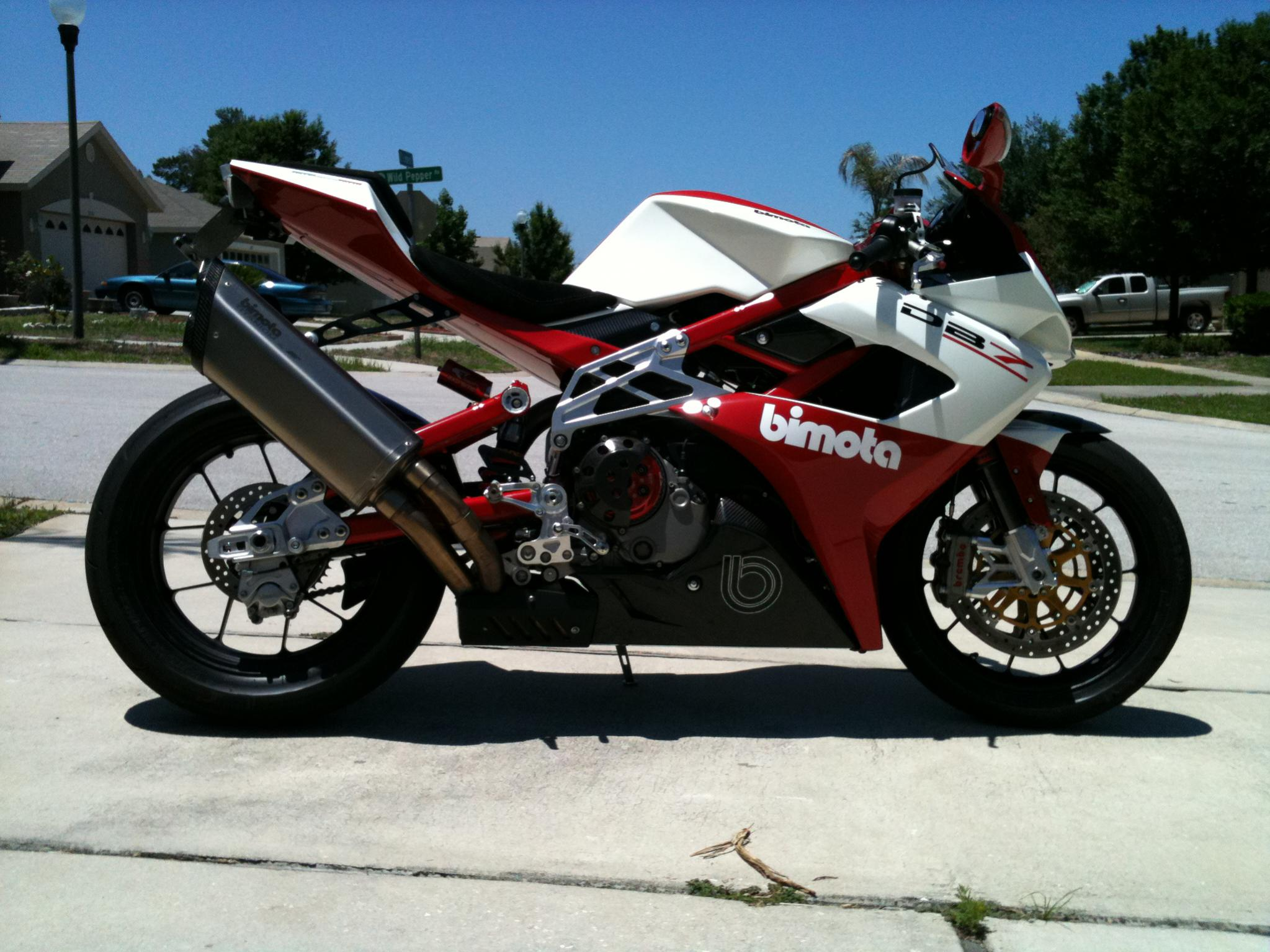 Bimota db photo - 1