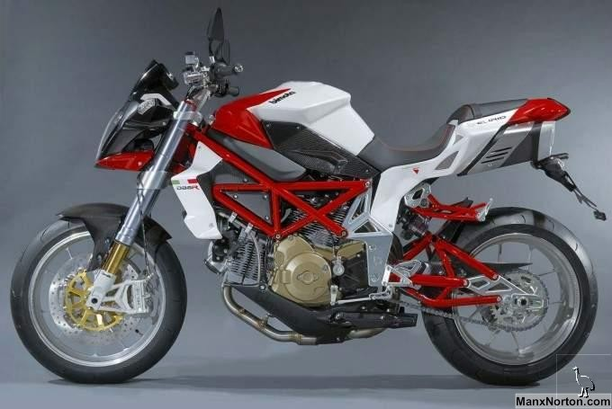Bimota db6r photo - 3