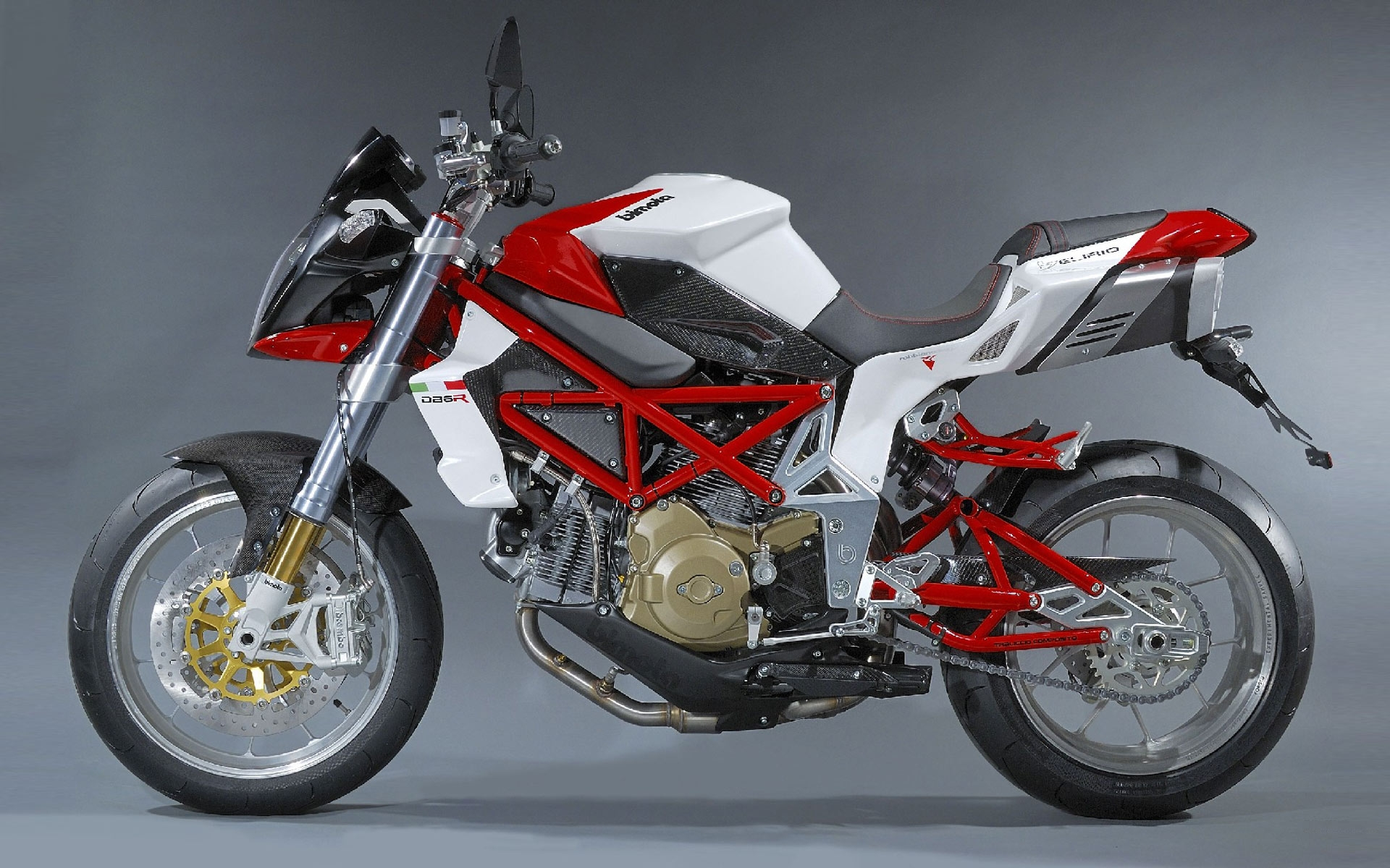 Bimota db6r photo - 4