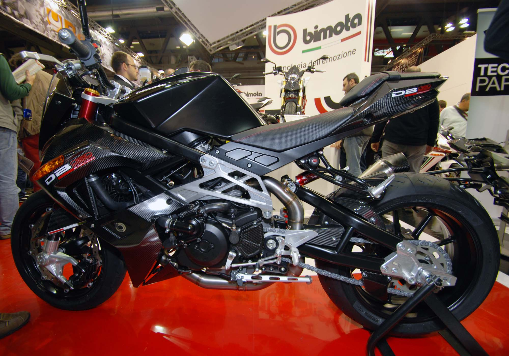 Bimota db9 photo - 1