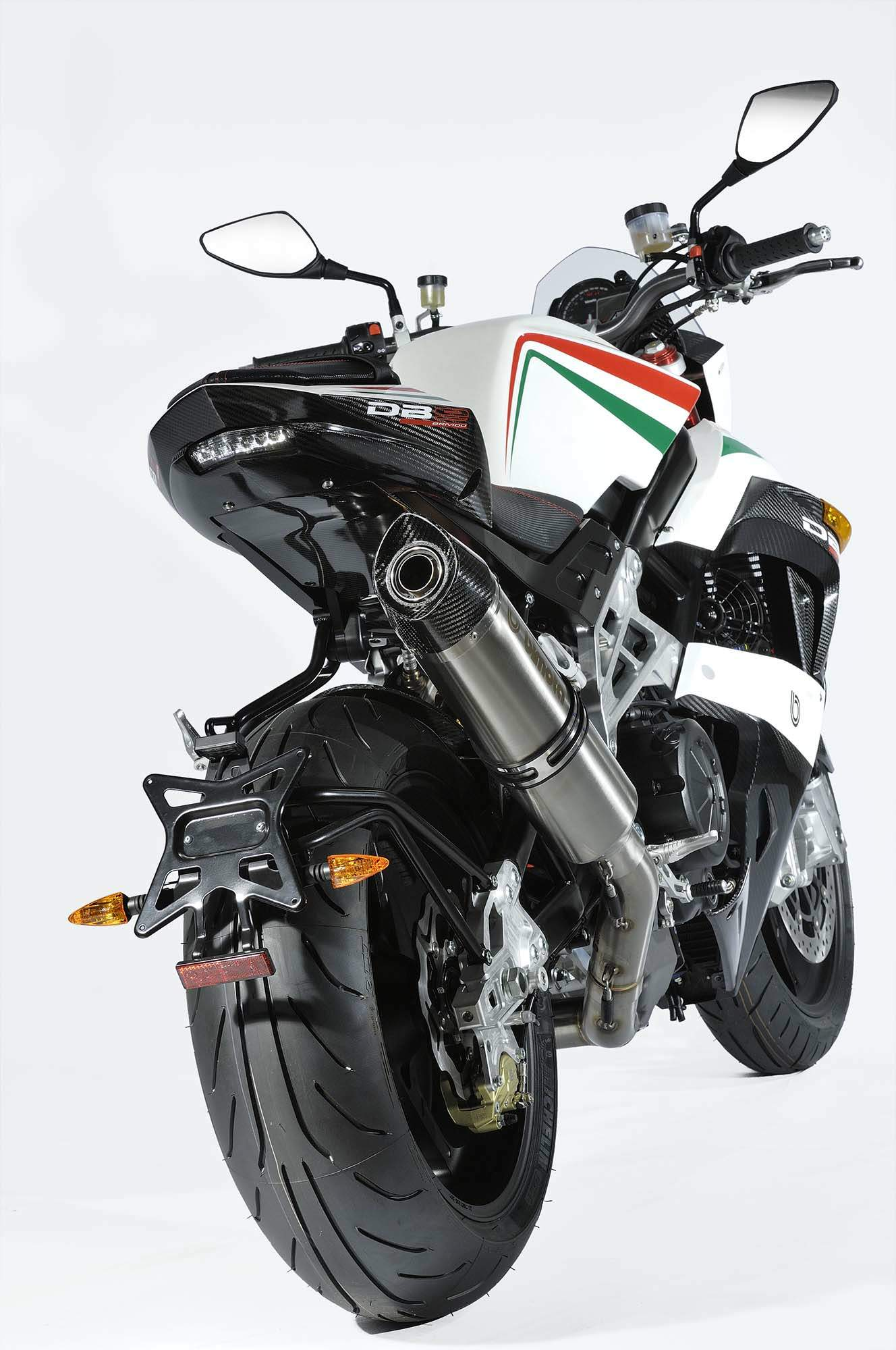 Bimota db9 photo - 2