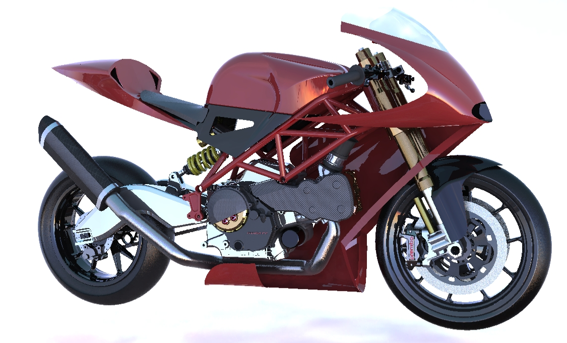 Bimota supermono photo - 2