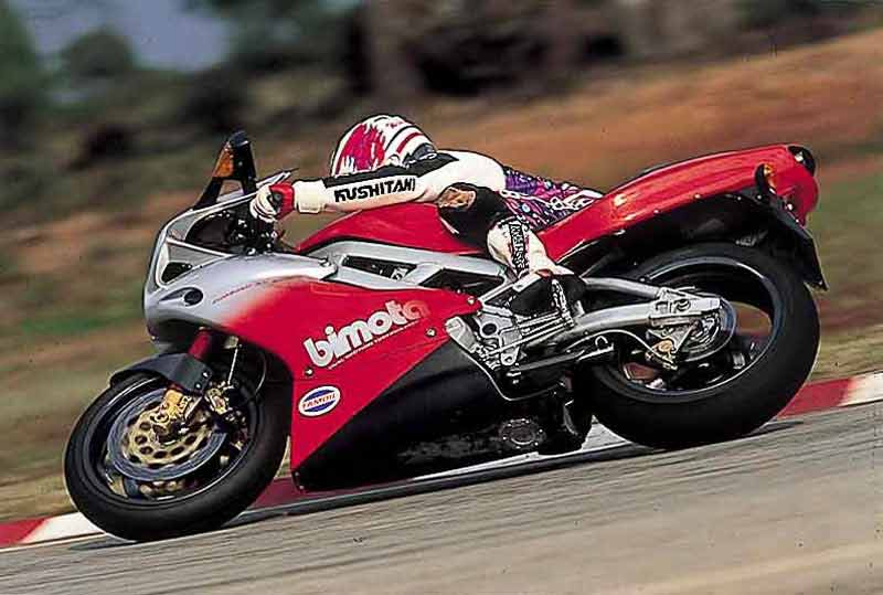 Bimota supermono photo - 4