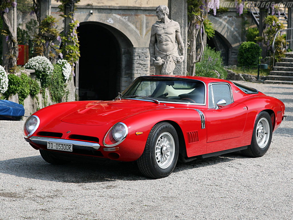 Bizzarrini 5300 photo - 1