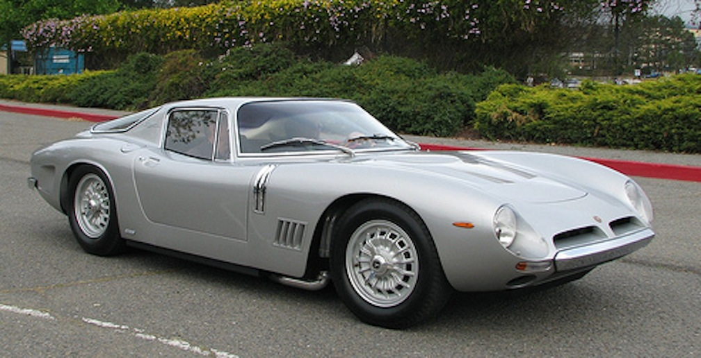 Bizzarrini 5300 photo - 3