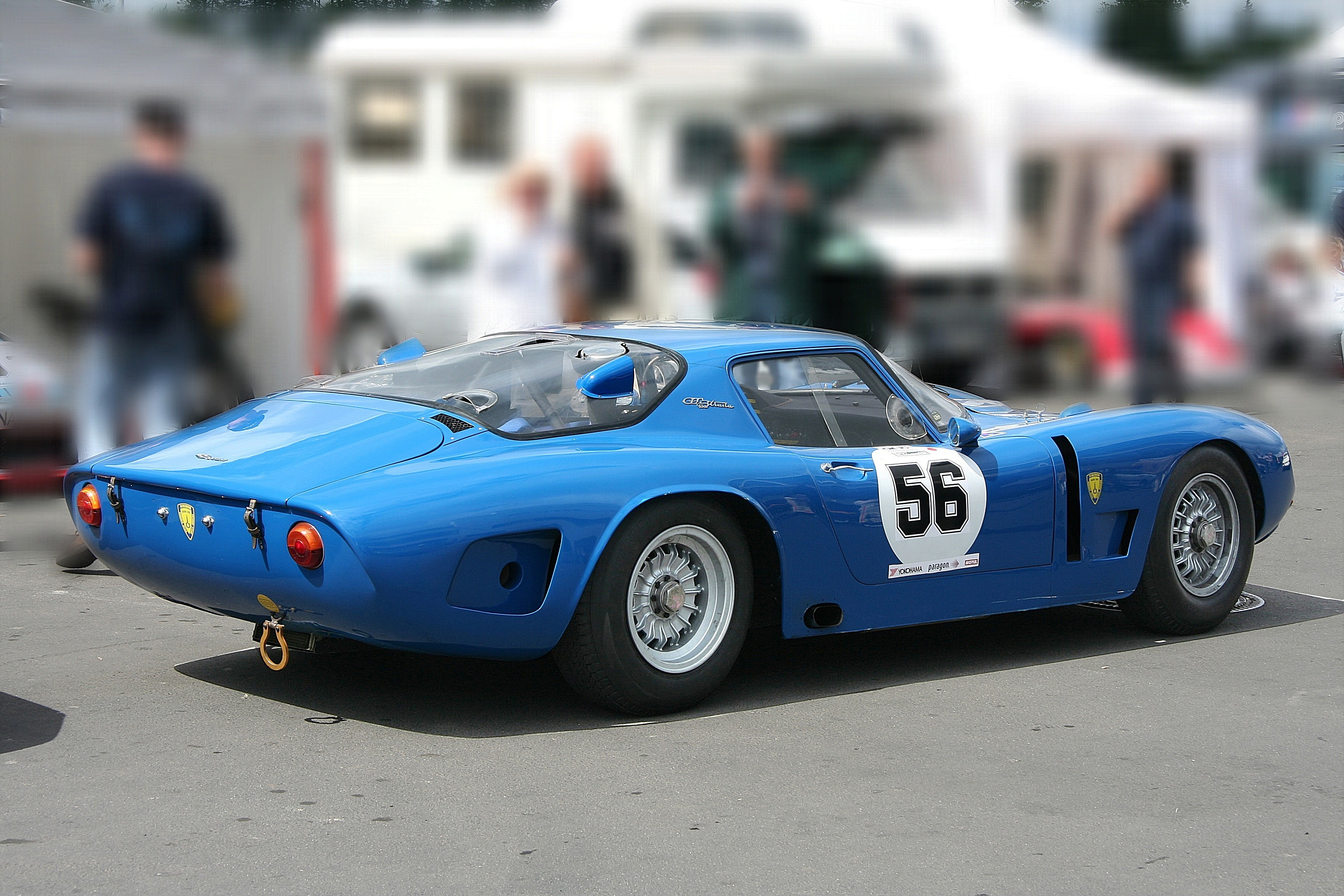 Bizzarrini gt photo - 1