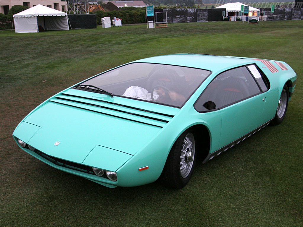 Bizzarrini manta photo - 2