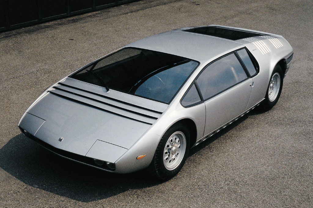 Bizzarrini manta photo - 3