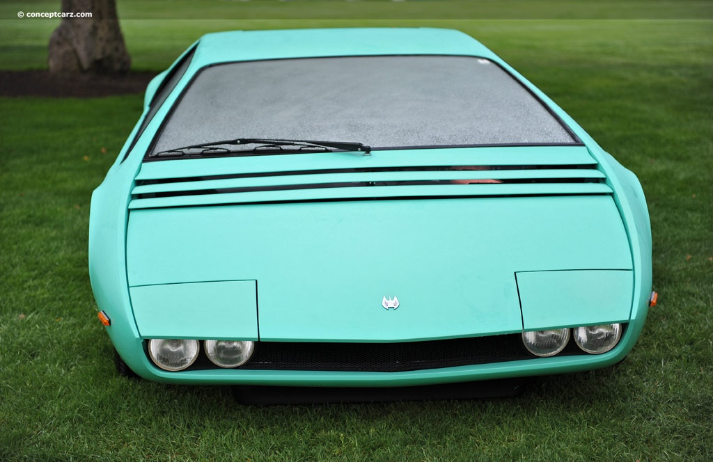 Bizzarrini manta photo - 4