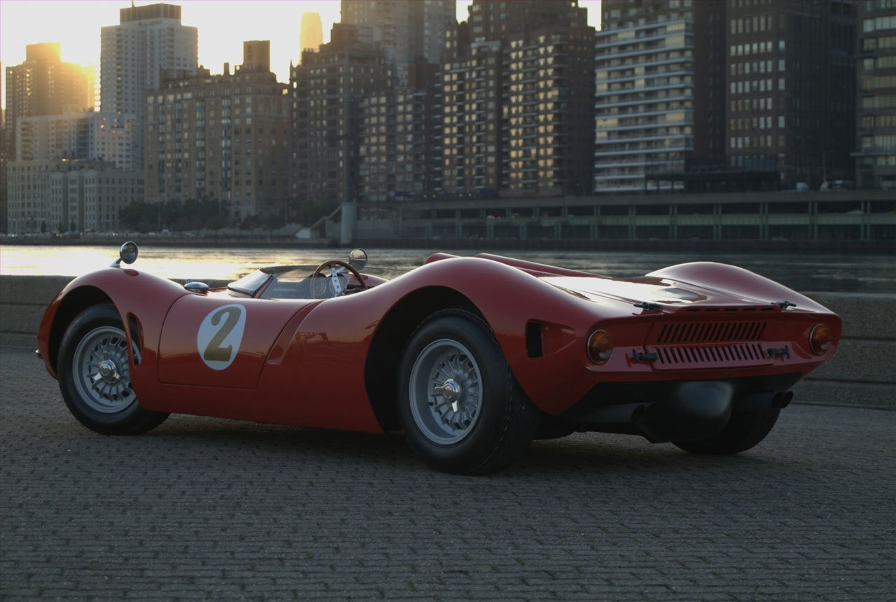 Bizzarrini p538 photo - 4