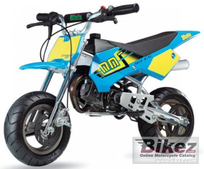 Blata minimotard photo - 1