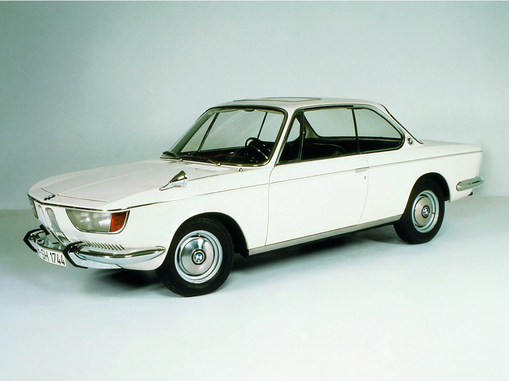 Bmw 2000cs photo - 1