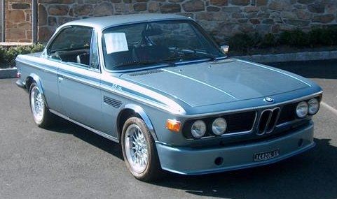 Bmw 30cs photo - 1