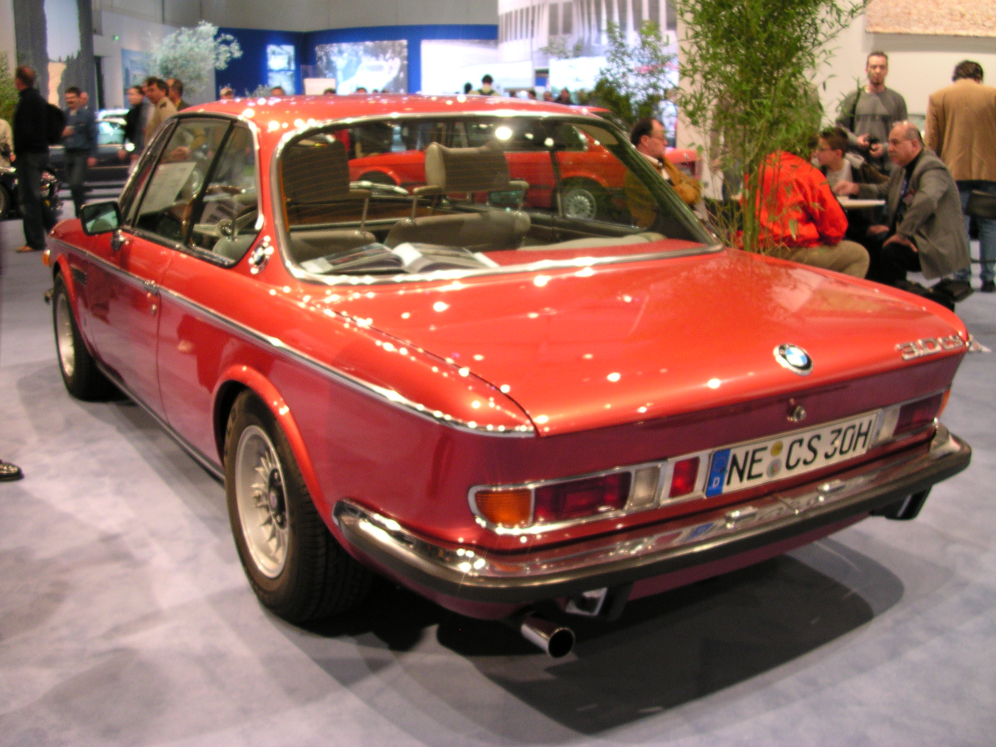 Bmw 30csi photo - 1