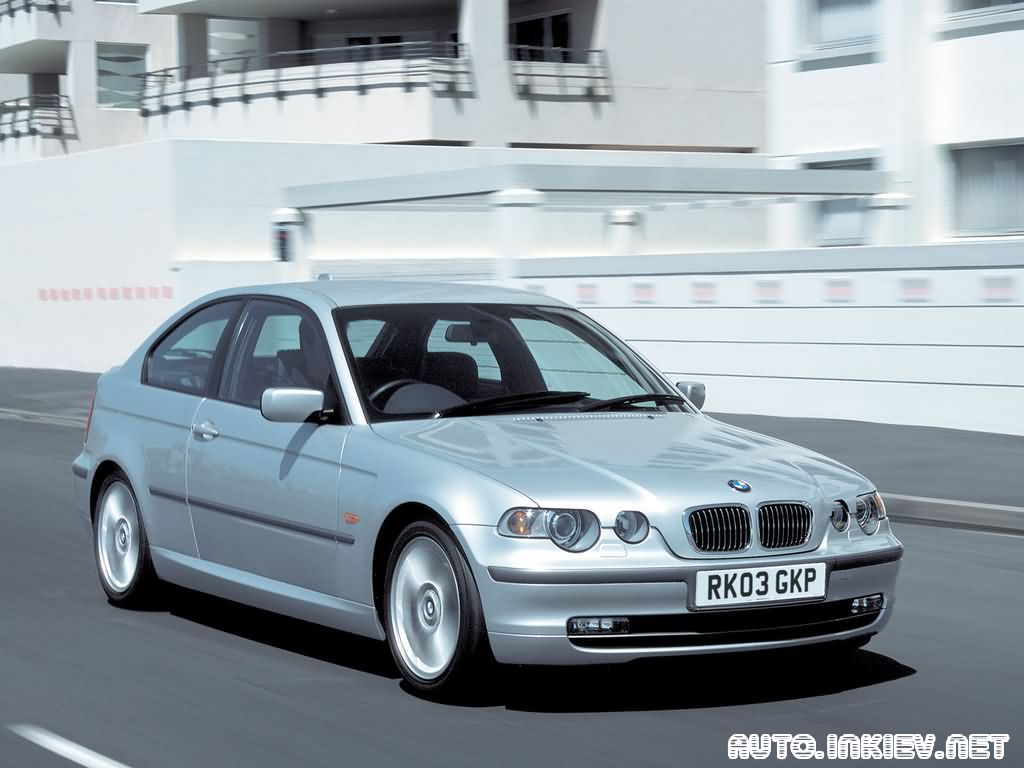 Bmw 316ti photo - 4