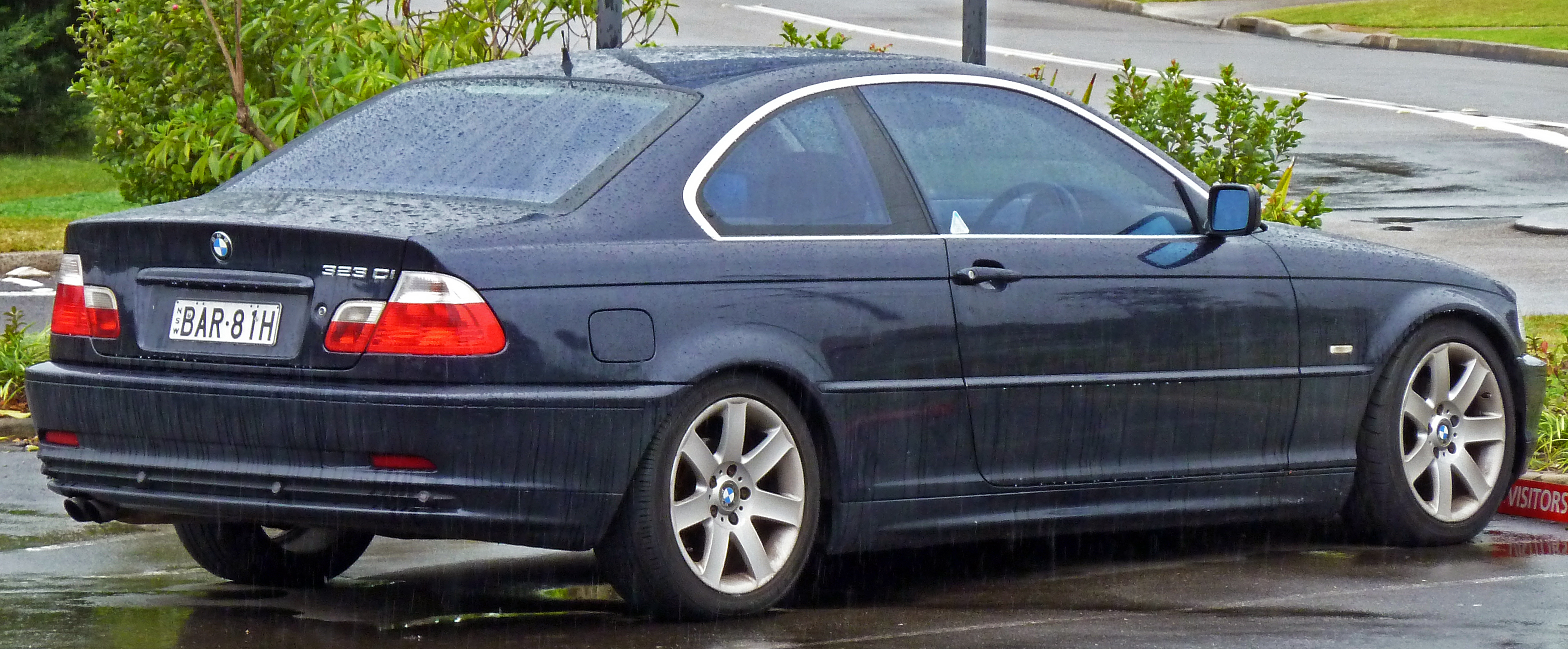 Bmw 323ci photo - 1