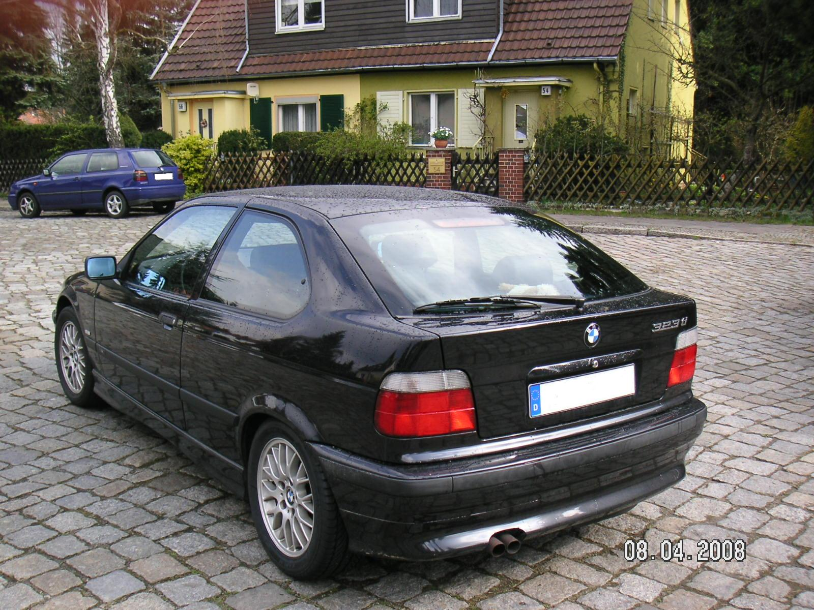 Bmw 323ci photo - 3