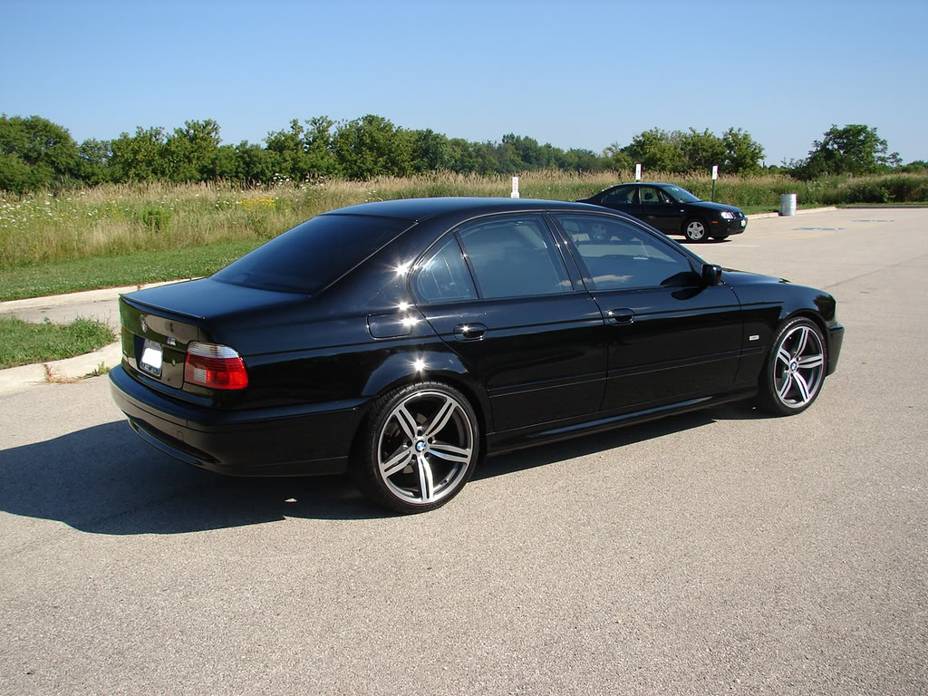 Bmw 540il photo - 1