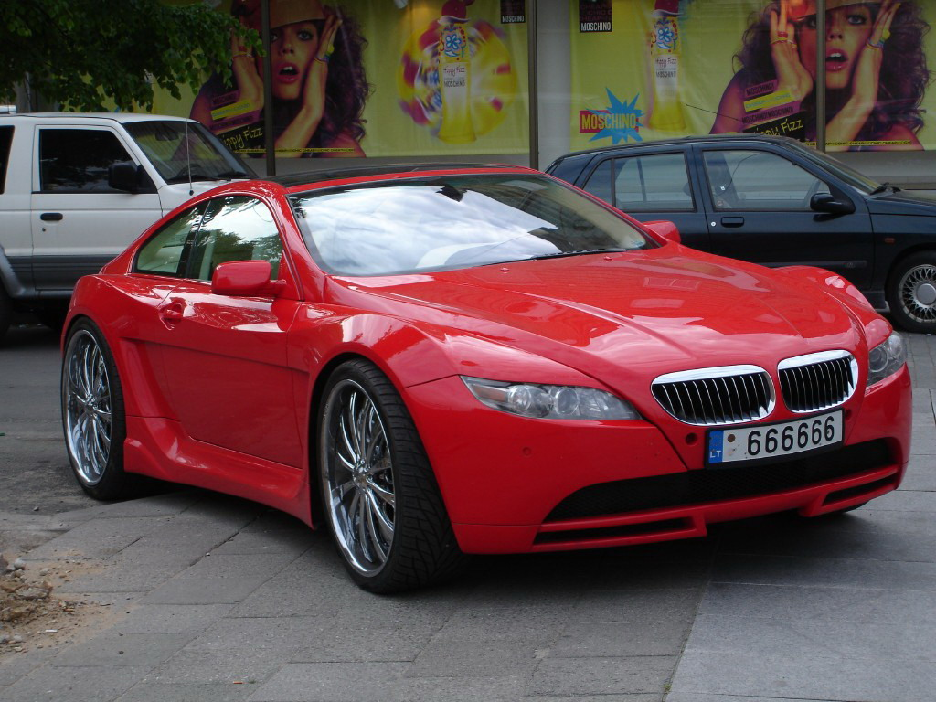 Bmw 6-series photo - 2