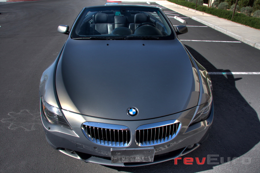 Bmw 650ci photo - 1