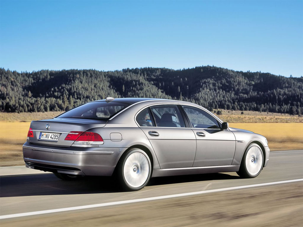 Bmw 7-series photo - 1