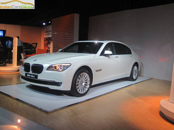 Bmw 730il photo - 4