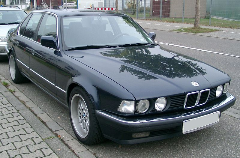 Bmw 735il photo - 3