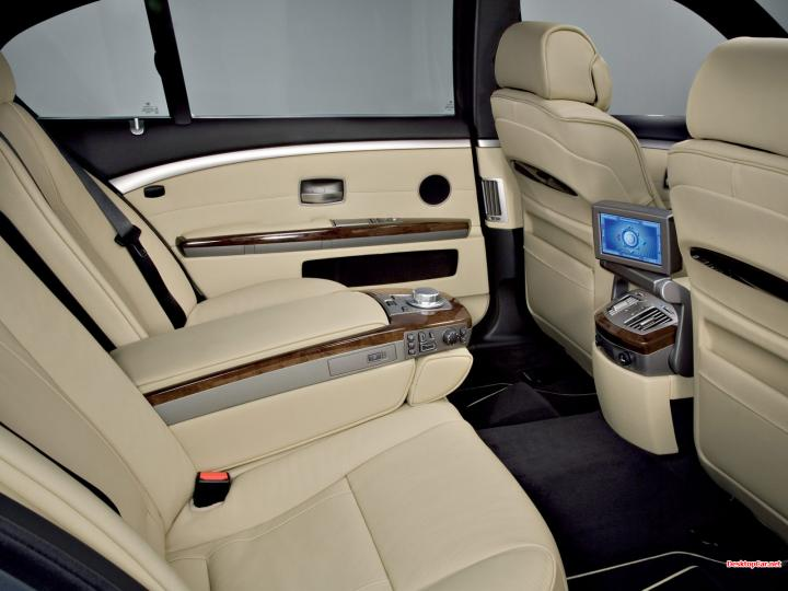 Bmw 760il photo - 1