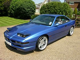Bmw 840ci photo - 1