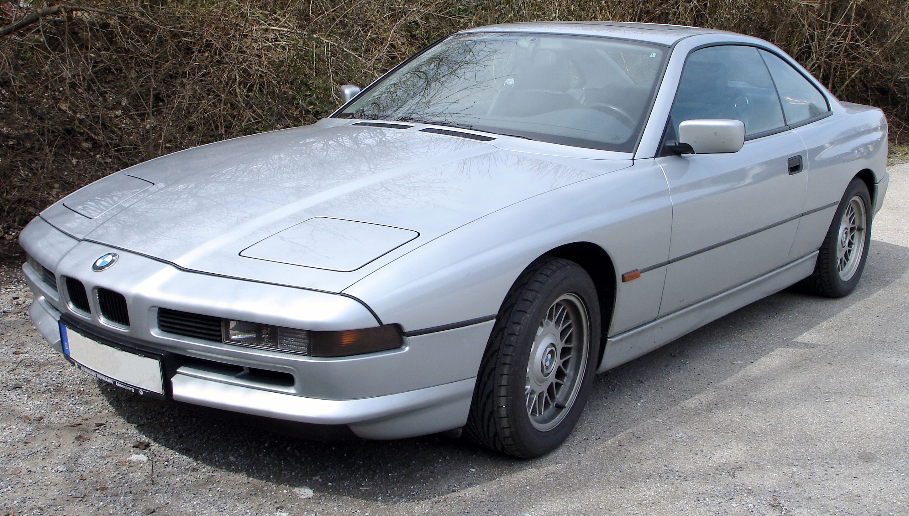 Bmw 840ci photo - 2