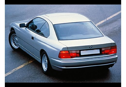 Bmw 840ci photo - 4