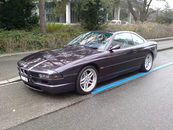 Bmw 850ci photo - 3