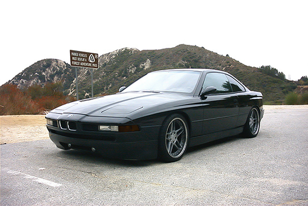 Bmw 850il photo - 3
