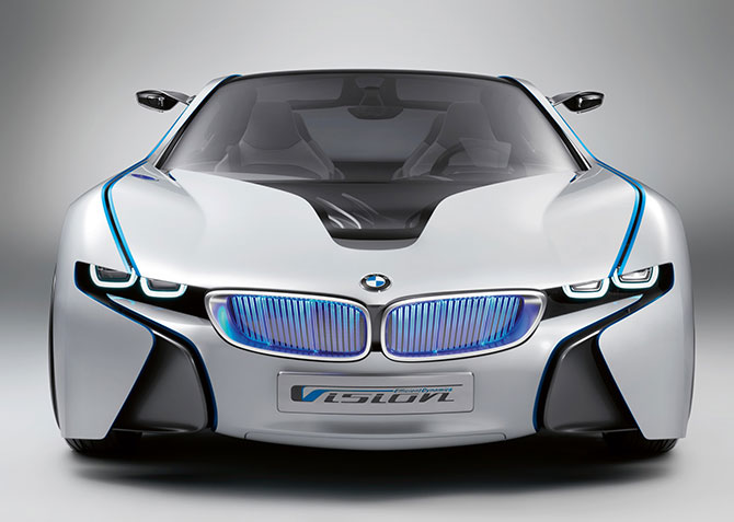 Bmw conceptcar photo - 1