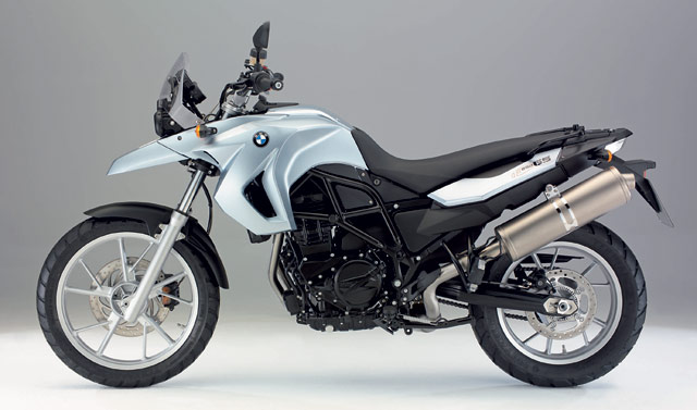 Bmw f650gs photo - 1